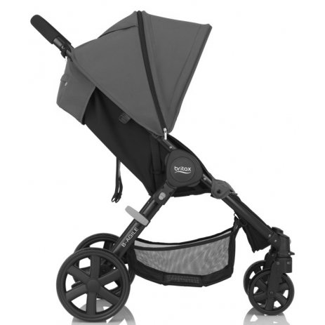 Britax B-AGILE 4 kočárek Wood Brown