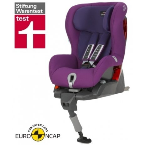 Römer SAFEFIX plus autosedačka 2019 Mineral purple