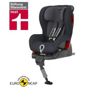 Römer SAFEFIX PLUS autosedačka 2018 Storm Grey