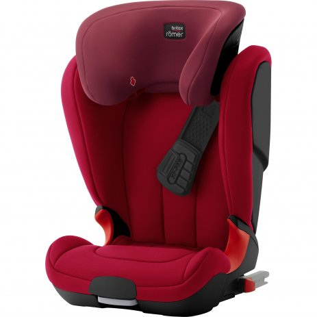 Römer Kidfix XP Black autosedačka 2018 Flame Red