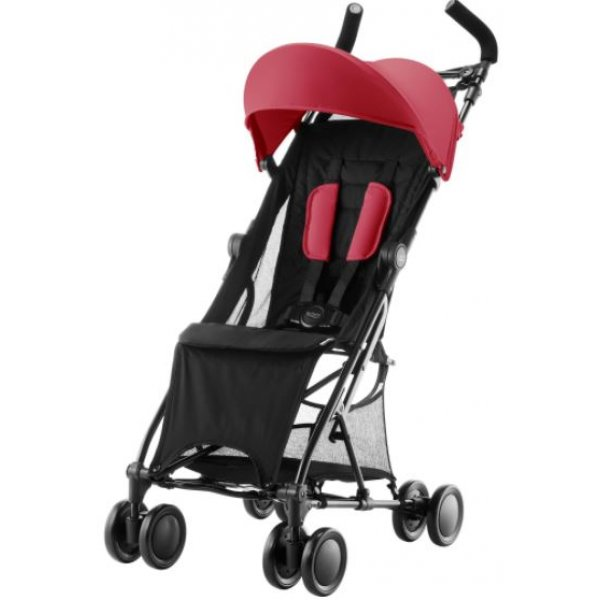 Britax Holiday 2017 Flame Red
