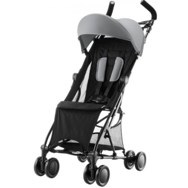 Britax Holiday 2017 Steel Grey