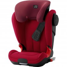 Römer Kidfix XP SICT Black autosedačka 2018 Flame Red