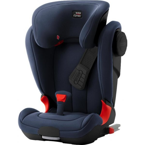 Römer KIDFIX II XP SICT Black Edition autosedačka 2018 Moonlight Blue