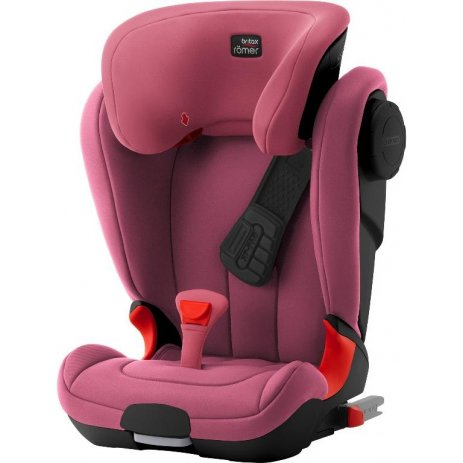 Römer KIDFIX II XP SICT Black Edition autosedačka 2019 Wine rose