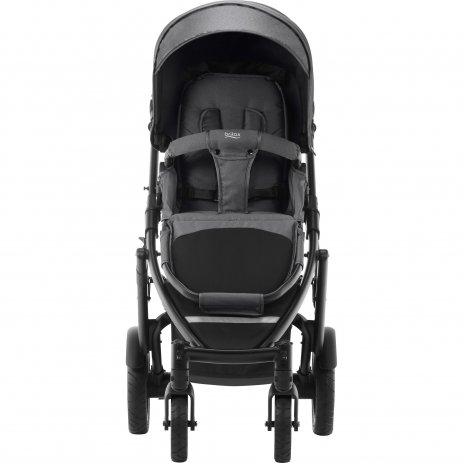 Britax Smile 2 kočárek Black Denim