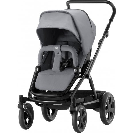Britax Go Big 2 kočárek 2018 Steel Grey
