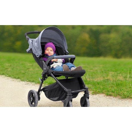 Britax B-MOTION 4 PLUS v setu s autosedačkou Sunshine Yellow