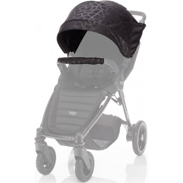 Britax Barevný set ke kočárku B-Agile 4 Plus/B-Motion 3/4 Plus Limited Geometric Black