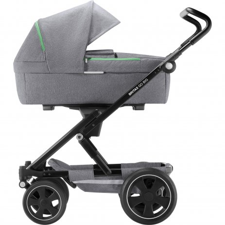 Britax Go Big 2 kočárek 2019 Dynamic Grey