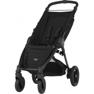 Britax B-Motion 4 Plus kočárek 2019 Cosmos Black