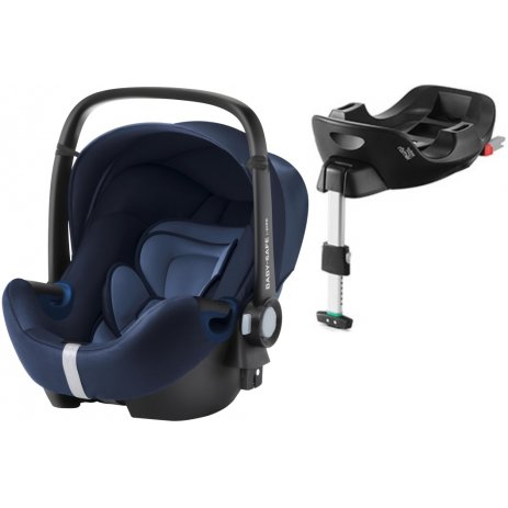 Römer Baby-Safe 2 i-Size Bundle Flex autosedačka 2019 Moonlight Blue