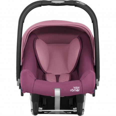 Römer Autosedačka Baby-Safe Plus SHR II 2020 Wine rose
