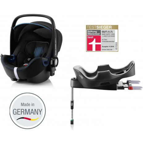 Römer Autosedačka Baby-Safe 2 i-Size Bundle Flex, Cool Flow 2021 Blue