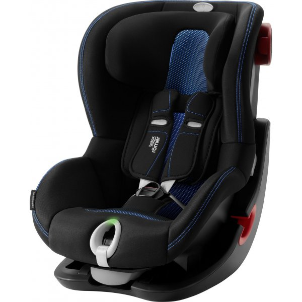 Römer Autosedačka King II LS Black, Cool Flow 2020 Blue