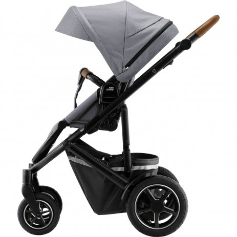 Britax Kočárek Smile III 2020 Frost Grey/Brown