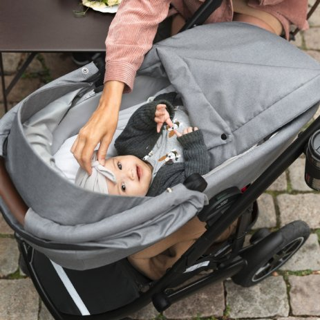 Britax Hluboká korba Smile III Midnight Grey